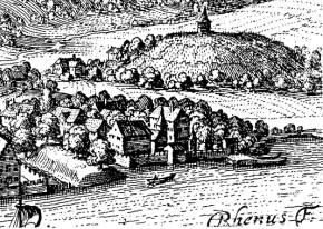 Fortenbach bij Stein am Rhein