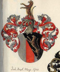 Tiroler Landesmuseum Ferdinandeum, Innsbruck, getekend door H.E. von Benigni.