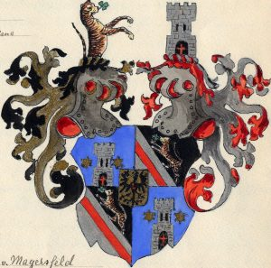 Wappen Mayr 1706