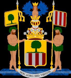 Salis wapen 1822